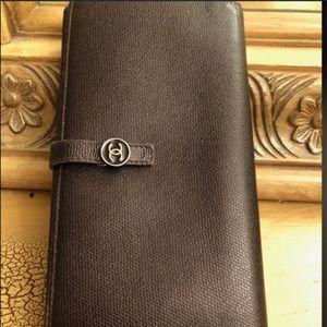 Chanel CC Wallet